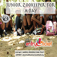 Junior Zookeeper for a day 2019 | Bookings open on Entryeticket.com