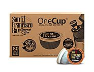 San Francisco Bay OneCup (French Roast)