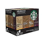 Starbucks Keurig K-Cup Coffee (Variety Pack)