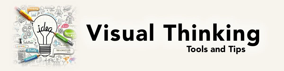 Headline for Tools and Tips for Visual Thinking