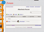 How to create a forum in Blogger | Akecheta Blog