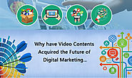 Why Have Video Contents Acquired the Future of Digital Marketing?