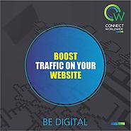 6 Simple Steps to Boost Traffic On Your Website - Connect Worldwide