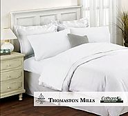 Buying options to find the best cotton sheets in the USA