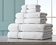 Know more about Dobby border towels