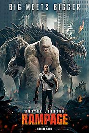 Watch 123freemovies Rampage 2018 720p quality