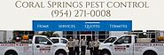 Best Pest Control in Coral Springs