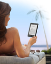 "Kindle e-Reader with Wi-Fi, 6"" Display"