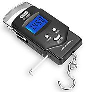 Dr.meter PS01 Electronic Balance Digital Fishing Postal Hanging Hook Scale