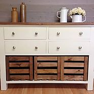 Painted Sideboards | Painted Sideboards for Sale | White Painted Sideboard