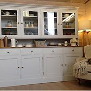 Painted Welsh Dressers | Painted Dressers | Welsh Dressers for Kitchens | Painted Pine Dresser