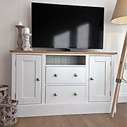 Painted TV Cabinets | Media Units | TV Media Cabinet | Pine TV Cabinet