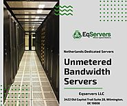 Unmetered Bandwidth Servers