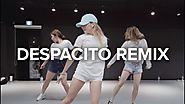 Despacito - Luis Fonsi, Daddy Yankee ft. Justin Bieber / Beginners Class