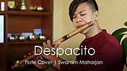 Despacito | Heart Touching Flute Cover | Swarnim Maharjan