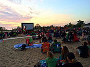 Movies on the Beach 🎞🌅