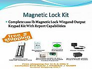 Want Safety Device For Your Home And Office Premises Go For Magnetic Locks