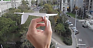How to Make Ultimate Paper Airplane Glider (Tutorial)