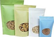 Stand Up Pouch Bag Checkout our latest food Packaging Product