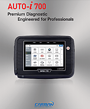Automotive Diagnostic Scan Tool For Car Service