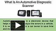 Automotive Diagnostic Scanner | AUTO-I 100