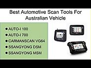 Automotive Diagnostic Tool in Sydney | AUTO-I 100