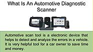 Best Diagnostic Scanner in Australia | AUTO-I 100