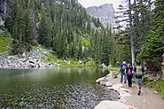 Backpacking in Rocky Mountain National Park to Enjoy Nature