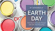 Kick the (Paint) Can on Earth Day - Trendmaker Homes