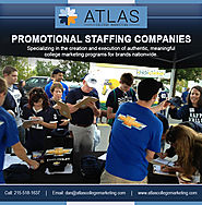 Three Benefits of Promotional Staffing Companies