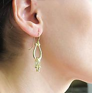 Buy Cool Modern Earrings Jewelry Online
