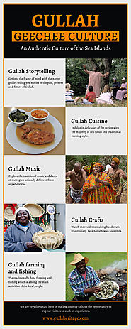 How is Gullah Geechee different in culture and tradition?