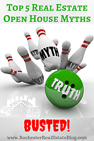 Top Five Real Estate Open House Myths - BUSTED!