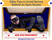 Tips to Avoid Getting Robbed at an Open House