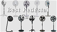 10 Best Pedestal Fans of 2017 - Easy Way to Feel Cool and Comfortable