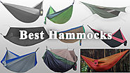 10 Best Hammocks - The Excellent Piece to Enjoy a Relaxing Time Out