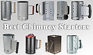 9 Best Chimney Starters - Get the Optimal Temperature for Right Grilling