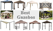 10 Best Gazebos of 2017 - Which One is Perfect Choice for Your Backyard