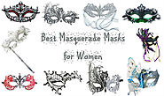 Best Masquerade Masks for Women - Enjoy a Party You Will Never Forget