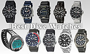 10 Best Dive Watches of 2017 for Your All Needs and Budgets