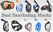 10 Best Snorkeling Masks of 2017 - Find the Right Mask for Your Needs