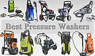 10 Best Pressure Washers of 2017 - Keep Your Outdoor Areas Clean