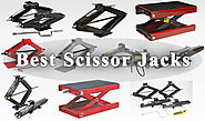 10 Best Scissor Jacks of 2017 - Choose the Right Type for You