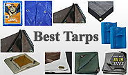 Best Tarps of 2017 - What you Need to Know Before Picking Out a Tarp