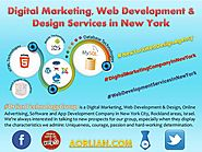 Digital Marketing, Web Development & Design Services in New York