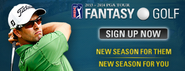 PGA TOUR tournament schedule