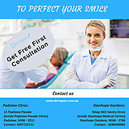 Get Free First Dental Consultation