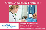 Opiate Addiction is Increasing Rapidly - Withdrawal of Opiates Addiction