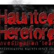 HAUNTED HALLOWEEN - Visit Herefordshire