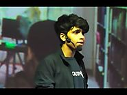 17 Ways to Save the World | Eshaan Menon | TEDxYouth@SKIS